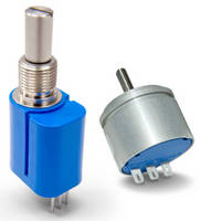 Non-Contacting Rotary Position Sensors increase product lifespan.