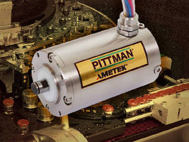 PITTMAN® Motors Offers Enhanced Customization Capabilities for DC Motors