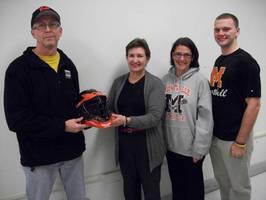 Montville Lacrosse Club (MLAX) Scores with Helmet Donation