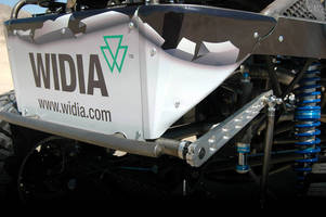"""Extreme Challenges, Extreme Results"" WIDIA Sponsors Ultra 4 Unlimited Class Racer"