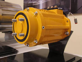 Electric Wheel Drive integrates spindle-carrier.