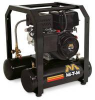 New Mi-T-M 5-gallon portable air compressor model.
