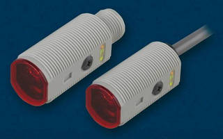 Photoelectric Sensor has wide detection angle, small blind zone.