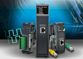 AutomationDirect Adds New High-Speed Counter and Ethernet Modules