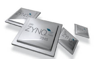 Xilinx Announces Full Production of Its Entire Zynq-7000 All Programmable SoC Family