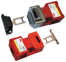 Key Interlock and Non-Contact Switches ensure machine safety.