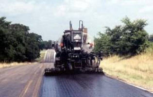 Recording Road Surfacing Data to Prove Process Efficiency