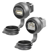 USB and RJ45 Interface Ports serve mission-critical applications.
