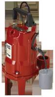 Grinder Pumps target residential applications.