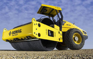 Single-Drum Vibratory Rollers meet Tier 4i regulations.