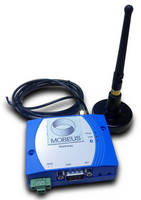 Wireless CAN-bus interfaces with MOBEUS EH braking systems.