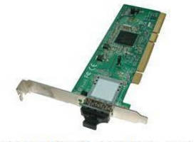 1000 M Fiber Optic Network Interface Card Supports High-End Servers