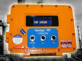 Control Panel monitors gas detectors in Zone 1/2 hazardous areas.