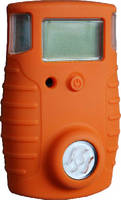Portable Single-Gas Detectors monitor CO, H2S, or O2.