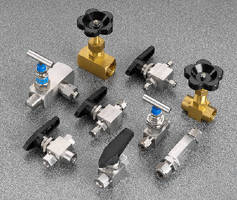 Brennan Industries Introduces New Selection of Instrumentation Valves