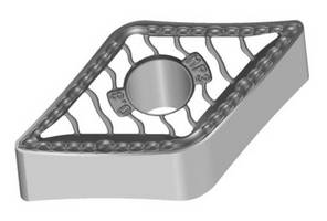 Steel Turning Inserts promote productivity, process reliability.