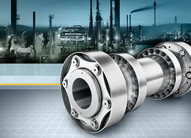 All-Steel Couplings operate from -40 to +280°C.
