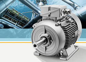 Siemens Expands Its Simotics XP Portfolio with New Explosion-Proof 1MB10 Motors