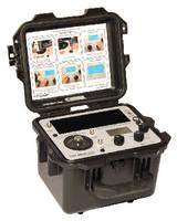 Vibration Calibrator generates ISO 17025-compliant certificate.