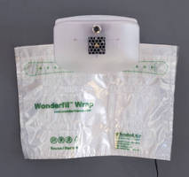 Inflatable Packaging is completely reusable.