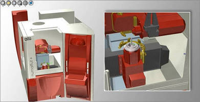 NCSIMUL Machine 9 Brings Realistic, Immersive and High Performance NC Simulation to Manufacturing