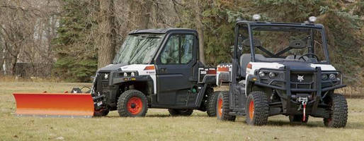 Utility Vehicles support range of attachments, including PTO.