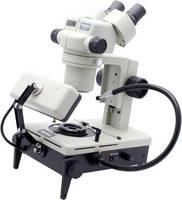Binocular Stereo Microscope provides multiple light sources.