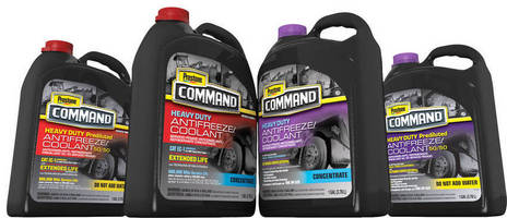 New Prestone Command(TM) Family of Heavy Duty Antifreeze/Coolants to Be Featured at TMC's 2013Annual Meeting& Expo