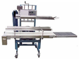 Improvements and Customization for Contracting Packaging - Conveyorized Band Sealers
