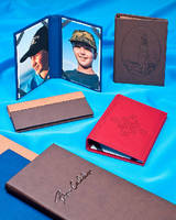Custom Promotional Products have look and feel of leather.