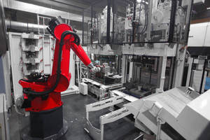 Practical Success: Measurable Energy Savings in Die Casting Automation