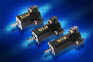 PITTMAN® Offers IP65 Industrial Grade Servo Motors