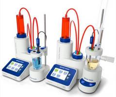 Automated Titrator is designed to facilitate use.