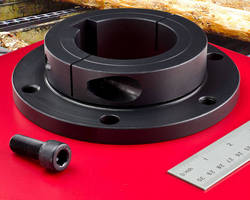 Mounting Flange Collar meets heavy-duty application needs.
