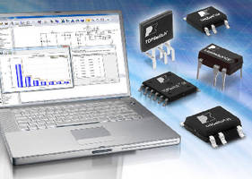 Power Integrations' New PI Expert Suite9.0 Power Supply Design Software Supports LED Lighting