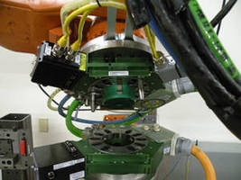 Tool Changer supports payloads up to 1,500 kg.