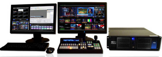 Live Video Production System offers end-to-end integration.