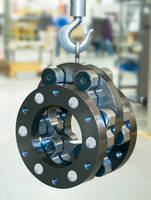 Offset Couplings incorporate maintenance-free bearings.