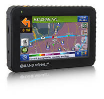 Global Positioning System targets professional truck drivers.