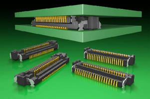 PCB Interconnects feature low-profile design.
