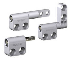 Friction Positioning Hinges provide constant torque.