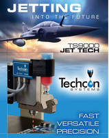 Techcon Systems Launches New TS9000 Series Jet Tech at SMT Booth #9-517