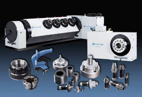 Hardinge Showcases Workholding Products at EASTEC, booth #5453