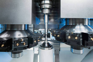 Vertical Turning Machines for the High-Yield Production Environment