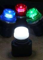 LED Pilot Light Indicators eliminate false readings.