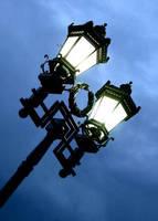 Post Top Retrofit LED Lamp increases outdoor lighting efficiency.