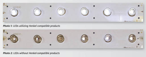Henkel Adhesives Satisfy Stringent Criteria for Use with Cree® LEDs