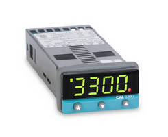 Temperature Controllers offer full PID operation.