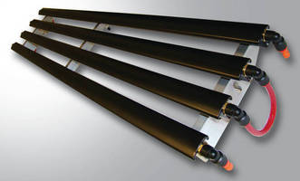 Chiller Spreaders eliminate blocking and increase output.