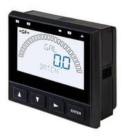 Transmitter supports batch controller capabilities.